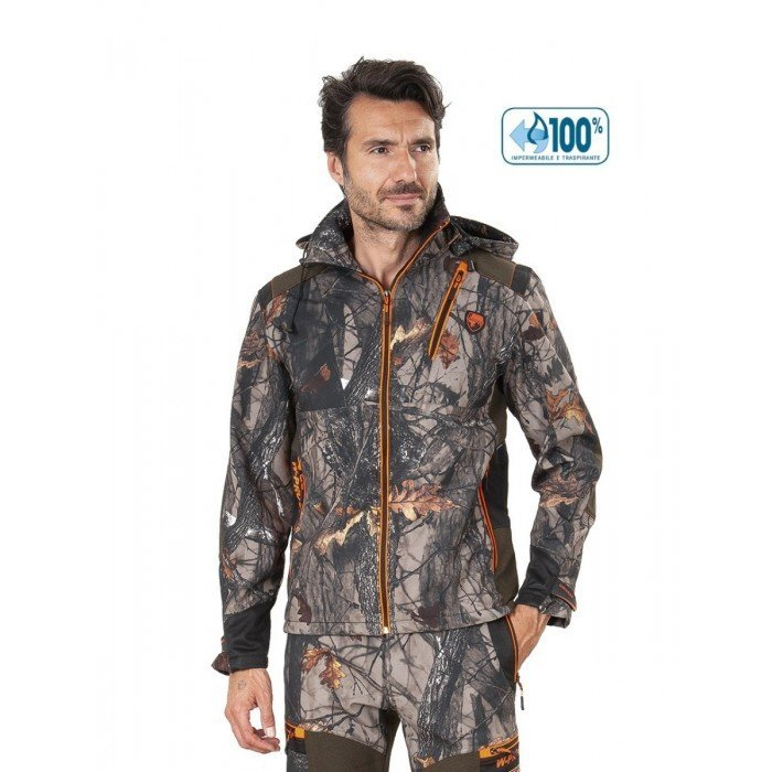 abbigliamento caccia battute invernali giacca