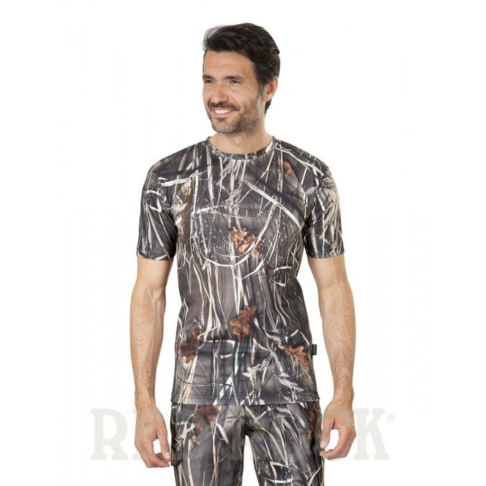 abbigliamento camo t-shirt