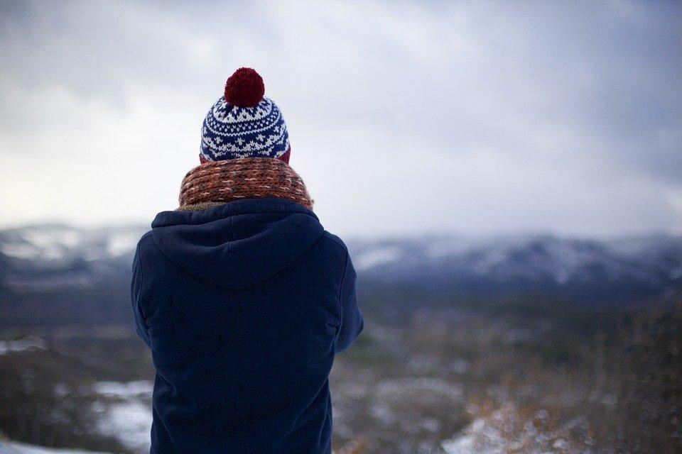 accessori trekking sulla neve