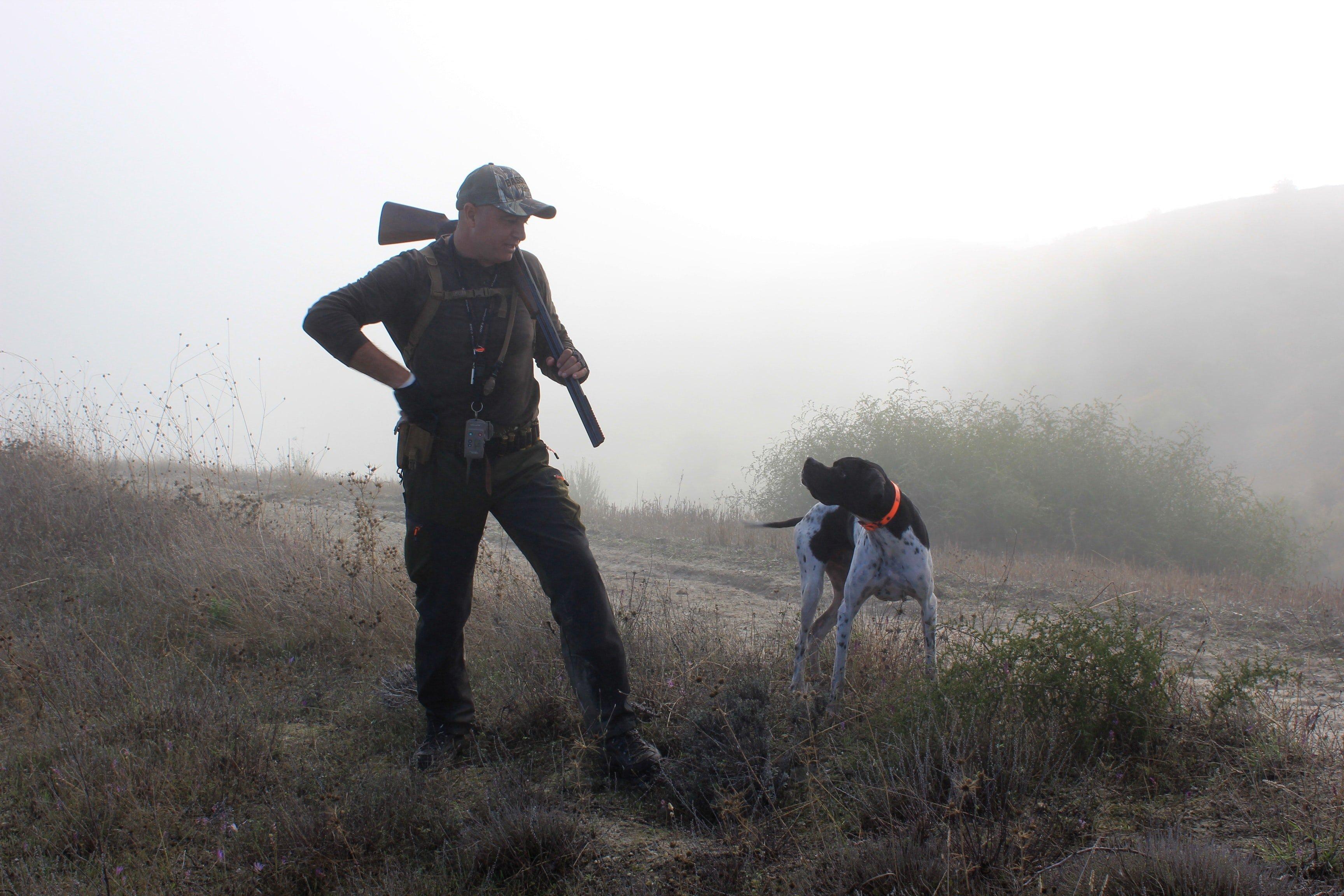 scarponcini da caccia e trekking generale