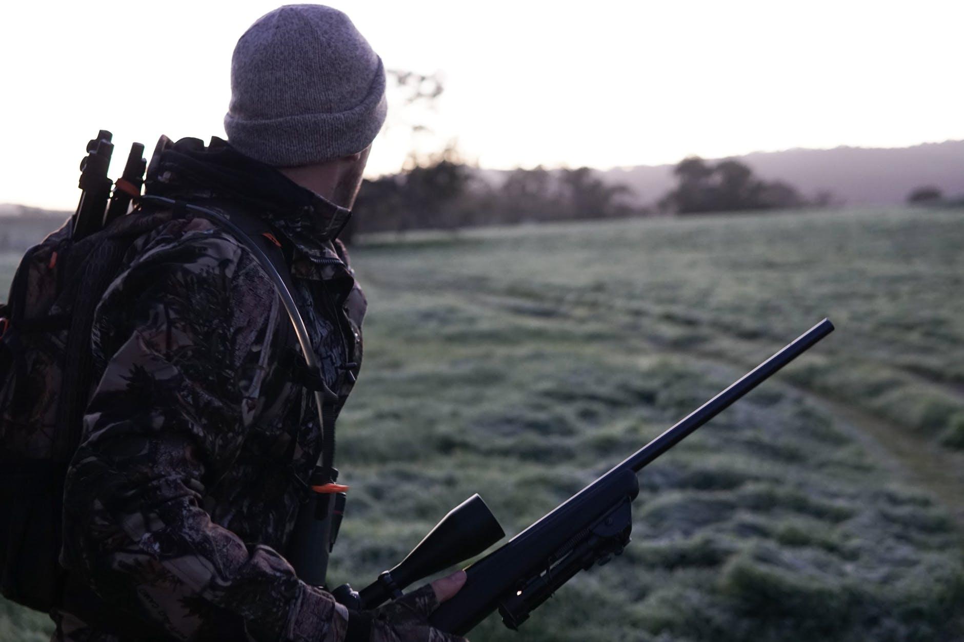 zaino caccia